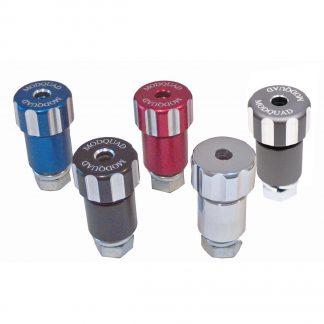 ModQuad Case Saver Billet Aluminum for Yamaha YFZ450 Bill Balance 06-07