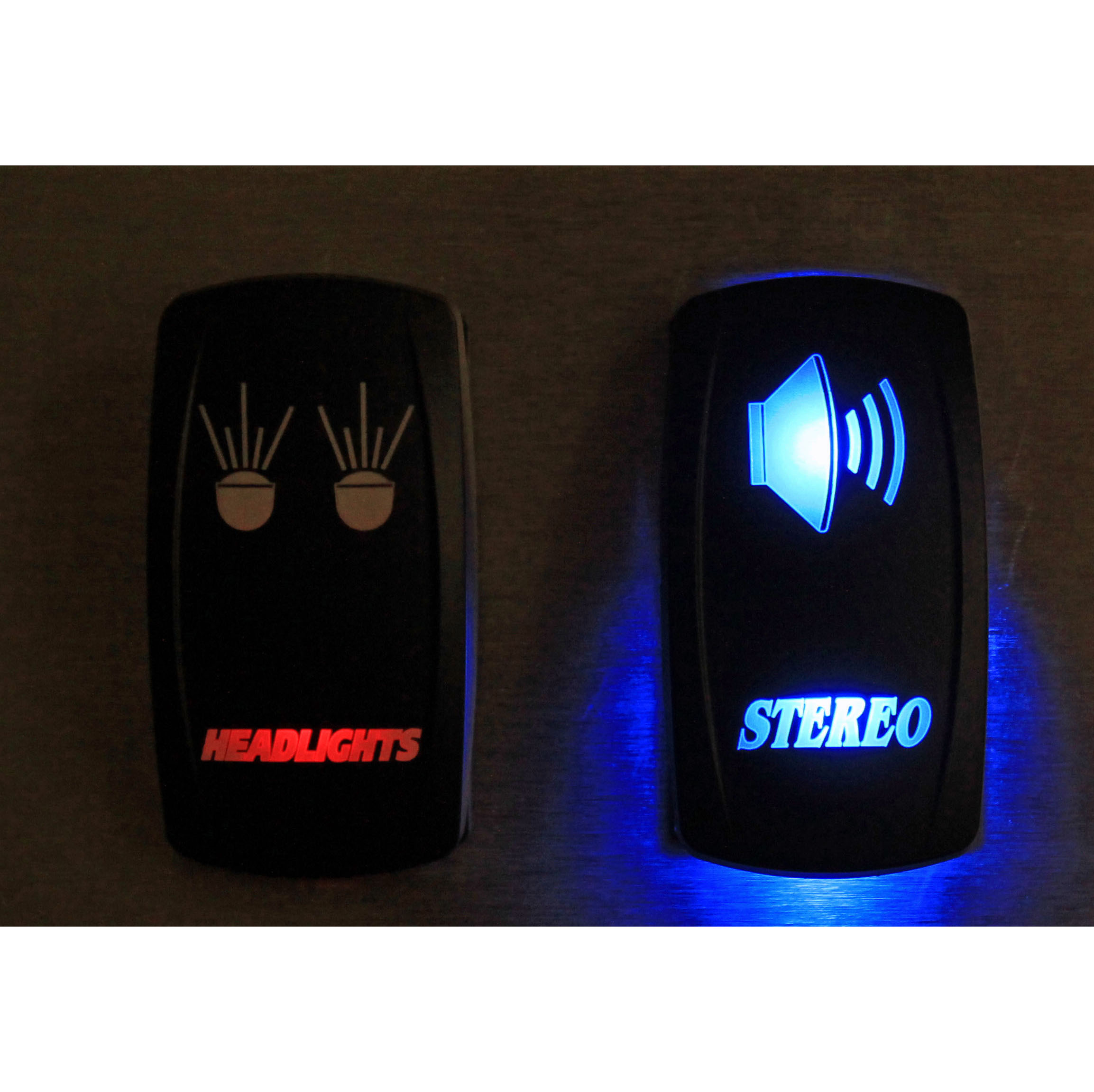 Switches Laser Engraved Modquad Carling Wiring Diagram Led Windshield Light Switch