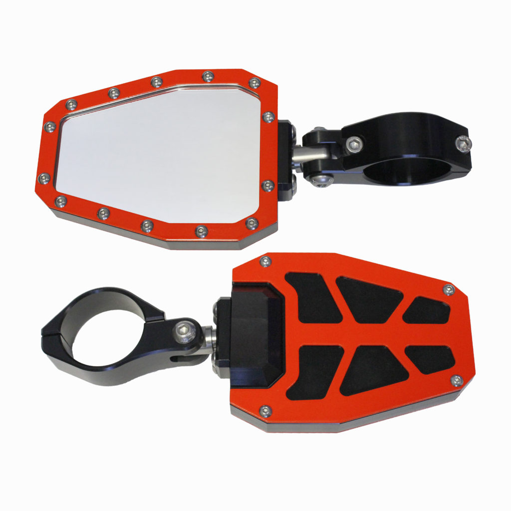 Side Mirrors Modquad